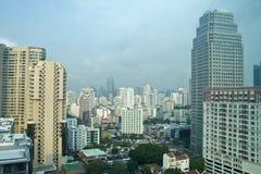 Bangkok. View of the business center of Bangkok Royalty Free Stock Images