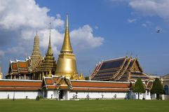 Bangkok 4 pałacu. Obraz Royalty Free