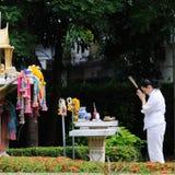 Bangkok. Fotografering för Bildbyråer