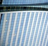 Bangkok      abstract  modern building line  sky Stock Photography
