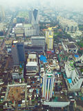 Bangkok aerial Stock Photo