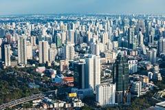 Bangkok aerial view Stock Image