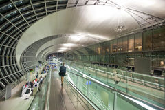 Bangkok airport Stock Photography