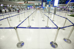 Bangkok airport Royalty Free Stock Image