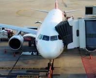 Bangkok Airport Air Asia Royalty Free Stock Photos