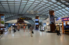 Bangkok Airport Royalty Free Stock Photography