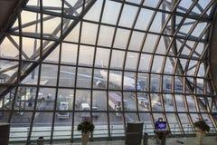 Bangkok airport stock photography