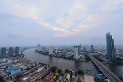 Bangkok-Ansicht-Tag Lizenzfreies Stockbild