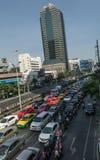 Bangkok, Asia sity Tajlandia Zdjęcie Royalty Free