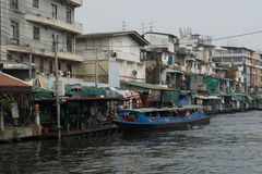 Bangkok, Asia sity Tajlandia Obraz Royalty Free