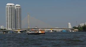 Bangkok, Asia sity Tajlandia Zdjęcia Royalty Free