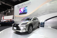 BANGKOK - August 19: Lexus NX 300h car on display at Big Motor s Stock Photos