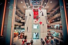 BANGKOK 3 august 2014 Market Center Stock Image