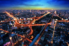 Bangkok autostrada Obrazy Stock