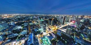 Bangkok bleu de minuit Photo stock