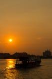 Bangkok boat Royalty Free Stock Photos