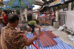 Bangkok Bomb Stock Photo