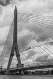 Bangkok bridge. Modern structure in Thailand Stock Images