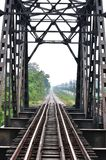 bangkok brojärnväg thailand arkivbilder