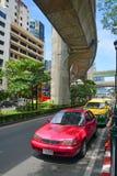 Bangkok BTS Skytrain Architecture, Thailand Stock Images