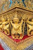 bangkok Buddha szmaragdowej garuda kaew phra statuy świątynny Thailand wat zdjęcia stock