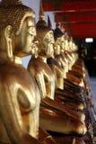 Bangkok Buddhas Photos stock