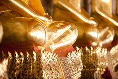 bangkok buddhas tysiąc Obrazy Royalty Free