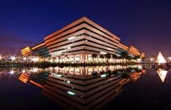 bangkok budynek powikłany rządowy Thailand zdjęcia stock