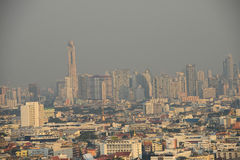 Bangkok building Royalty Free Stock Photography