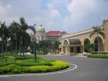 bangkok byggnadsgovernement Fotografering för Bildbyråer