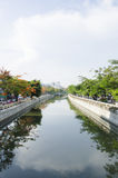 Bangkok Canal Royalty Free Stock Photo