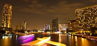 Bangkok, capital city of Thailand Royalty Free Stock Photos