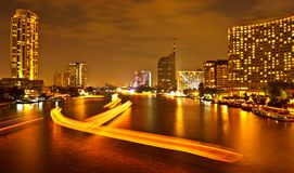 Bangkok, capital city of Thailand Stock Images