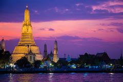 Bangkok capital of thailand indochina asia. Travel Royalty Free Stock Photos