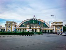 Bangkok Central Train and Underground Station royalty free stock photos