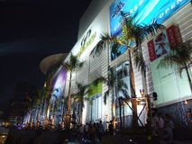 bangkok centrum target1757_1_ Thailand Zdjęcia Royalty Free