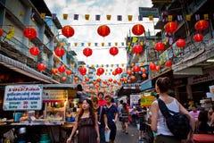 Bangkok China Town Stock Photo