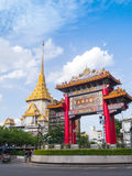 Bangkok Chinatown Stockfoto