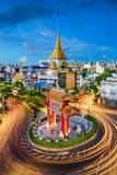 Bangkok Chinatown Royalty Free Stock Photos
