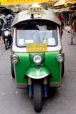 Bangkok Chinatown Tuktuk Stock Images