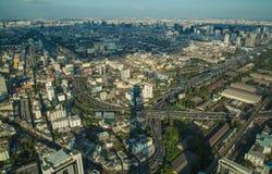 Bangkok citty immagine stock libera da diritti