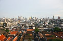 Bangkok city Stock Photography
