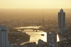 Bangkok City Stock Photo