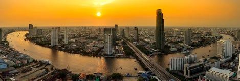 Bangkok City Stock Image