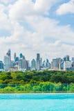 Bangkok city Royalty Free Stock Photo