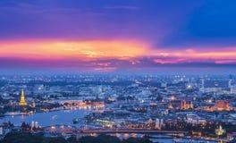 Bangkok city Royalty Free Stock Photography