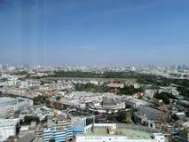 Bangkok city center overview Stock Image
