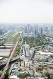 Bangkok City Day View stock image