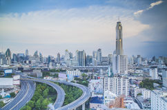 Bangkok city day view Stock Image