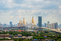 Bangkok city Royalty Free Stock Photography